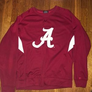 Men's Alabama Crew Neck Sweatshirt